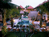 Sanur resort